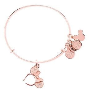 Disney Rose Gold Alex and Ani